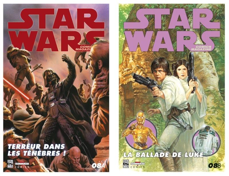 STAR WARS COMICS MAGAZINE #08 - MARS 2014 08ab10