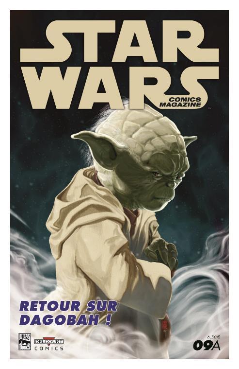 STAR WARS COMICS MAGAZINE #09 - MAI 2014 09a10
