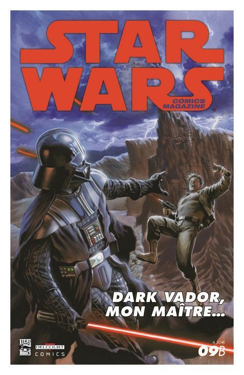 STAR WARS COMICS MAGAZINE #09 - MAI 2014 09b10