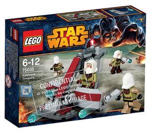 LEGO STAR WARS - 75035 - Kashyyyk Troopers  75035_10