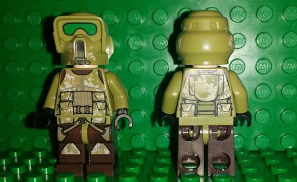 LEGO STAR WARS - 75035 - Kashyyyk Troopers  75035_11