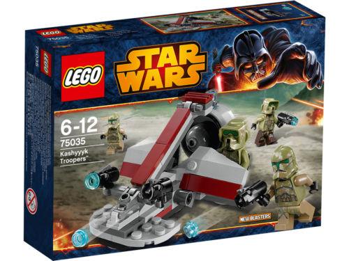 LEGO STAR WARS - 75035 - Kashyyyk Troopers  75035_13