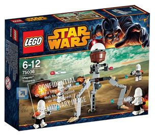 LEGO STAR WARS - 75036 - Utapau Troopers 75036_10