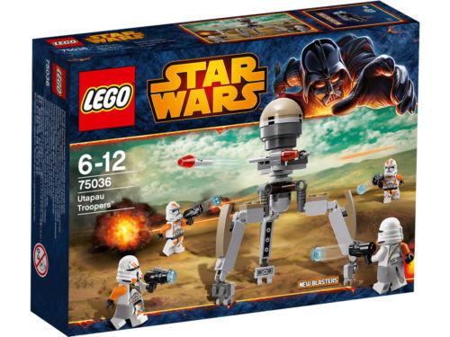 LEGO STAR WARS - 75036 - Utapau Troopers 75036_11