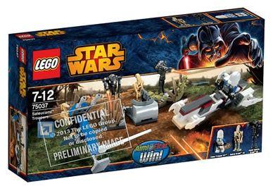 LEGO STAR WARS - 75037 - Battle on Saleucami 75037_10