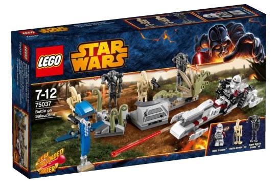 LEGO STAR WARS - 75037 - Battle on Saleucami 75037_11