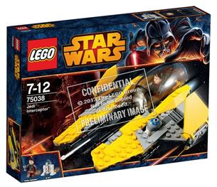LEGO STAR WARS - 75038 - Jedi Interceptor 75038_10