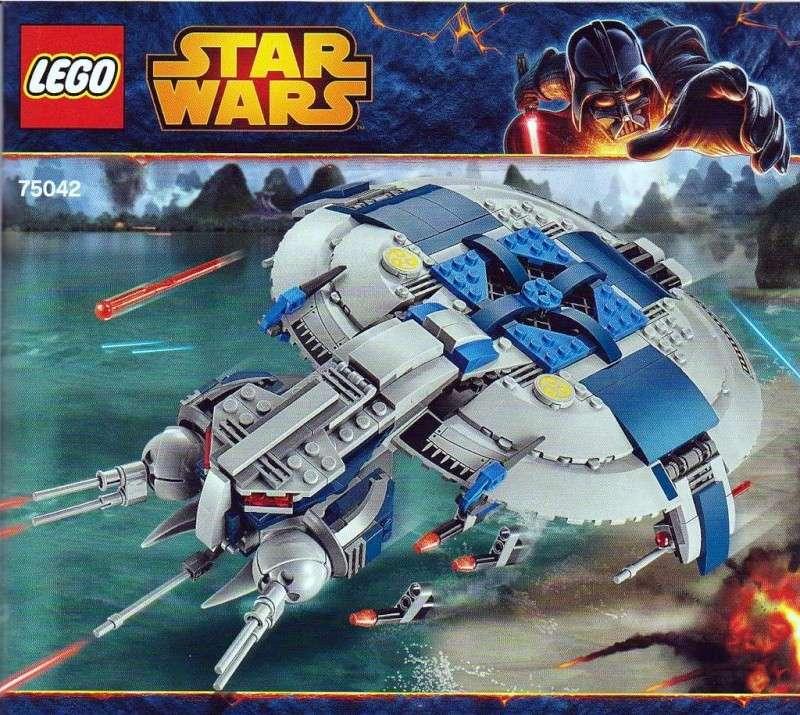 LEGO STAR WARS - 75042 - Droid Gunship  75042_10