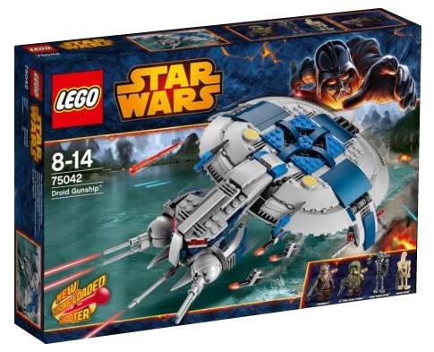 LEGO STAR WARS - 75042 - Droid Gunship  75042_11