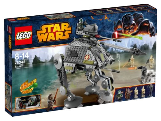 LEGO STAR WARS - 75043 - AT-AP 75043_10