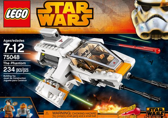 LEGO STAR WARS REBELS - 75048 - Phantom 75048_10