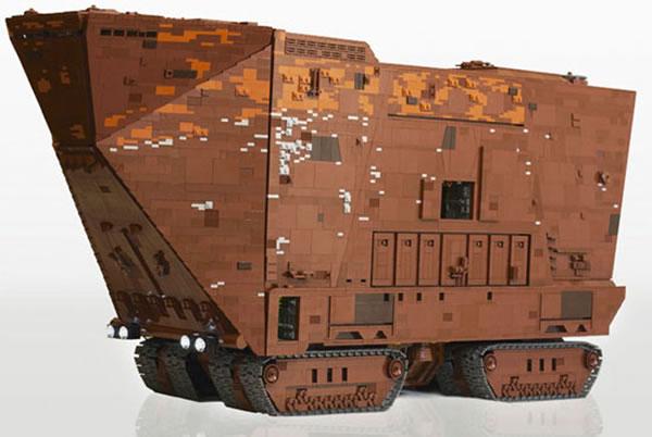 LEGO STAR WARS - 75059 - SandCrawler UCS 75059_10
