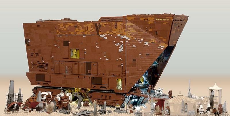 LEGO STAR WARS - 75059 - SandCrawler UCS 75059_11