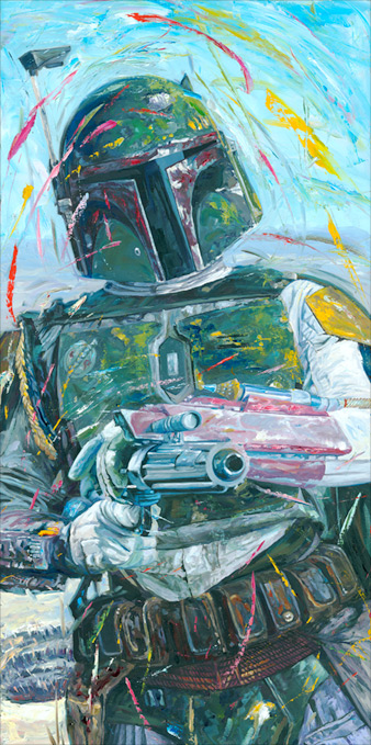 Artwork Star Wars - ACME - A Good Day to Die A_good10
