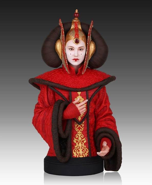 Gentle Giant - Queen Amidala Red Senate Gown PGM 2014 Gift Amid_010