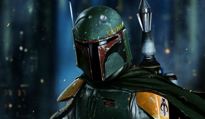 Star Wars Spin Off ABANDONNÉ - Boba Fett Boba-f13