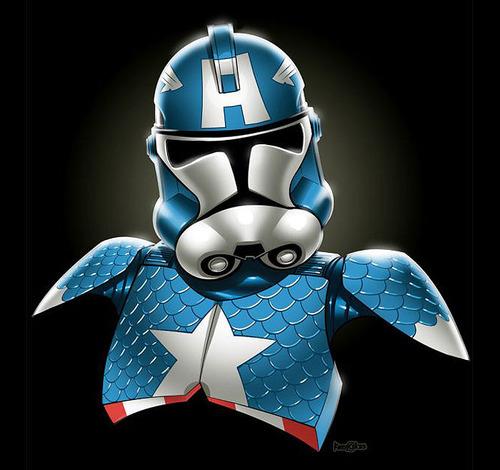 Disney : La stratégie Marvel appliquée à Star Wars Capam010