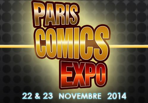 Paris Comics Expo - 22 & 23 Novembre 2014 Captur23
