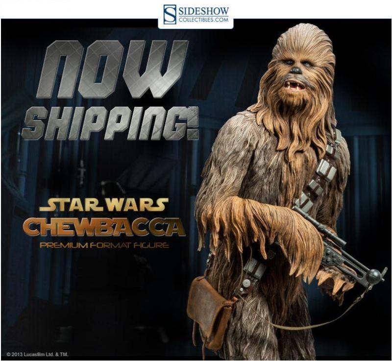 Sideshow - Chewbacca Premium Format - Page 2 Chewee10