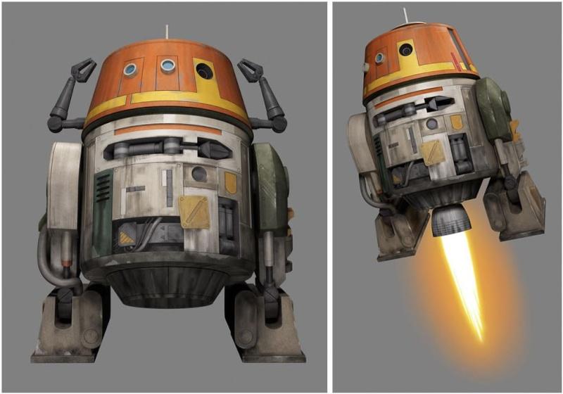 Star Wars Rebels  - Page 2 Choppe10