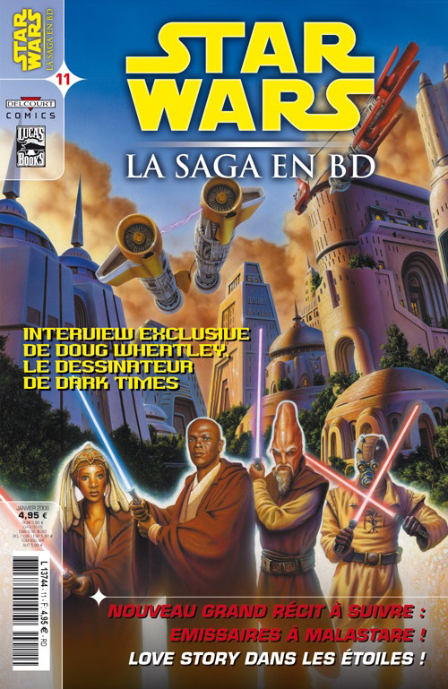 STAR WARS - LA SAGA EN BD #10 - #19 Comics21