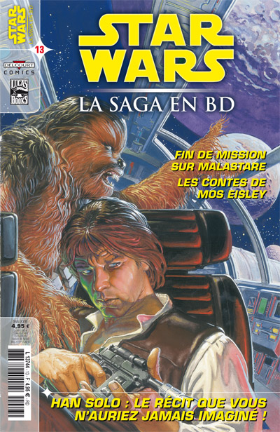 STAR WARS - LA SAGA EN BD #10 - #19 Comics23