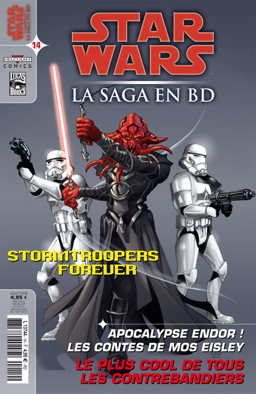 STAR WARS - LA SAGA EN BD #10 - #19 Comics24