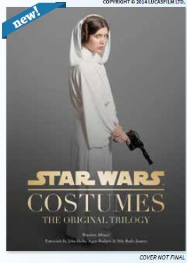 Star Wars Costumes: The Original Trilogy - Les costumes Costum10