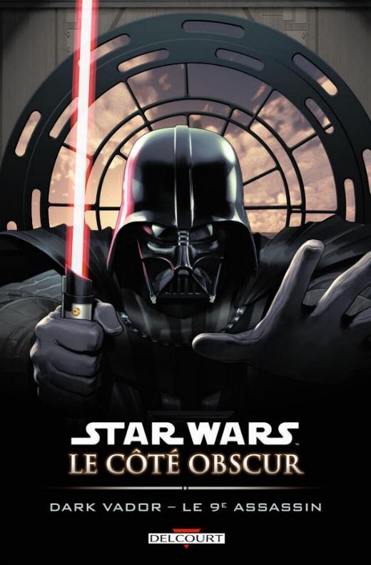 Star Wars Le Côté obscur 14 : Dark Vador - Le 9e Assassin Cota_110