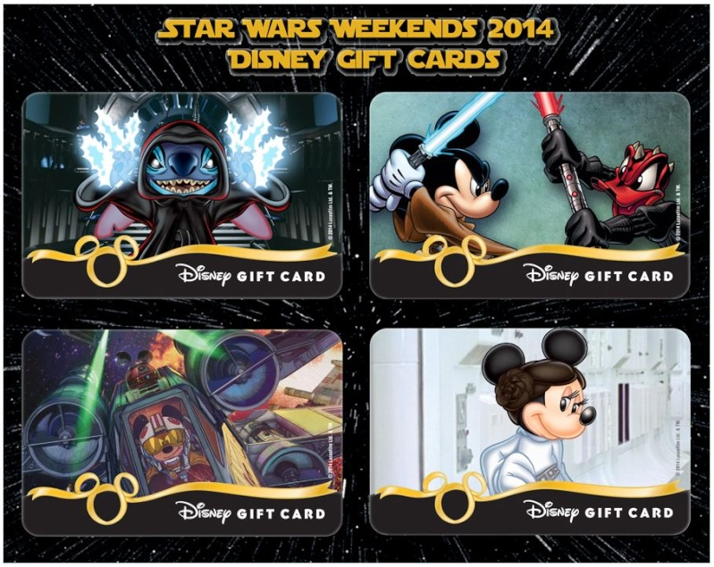 Disney - Star Wars Week End 2014 Gift_c10