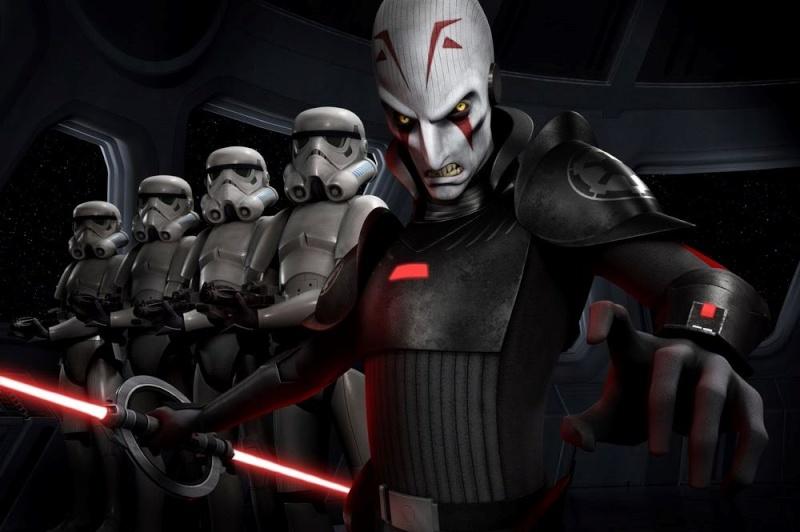 Star Wars Rebels  Inquis10