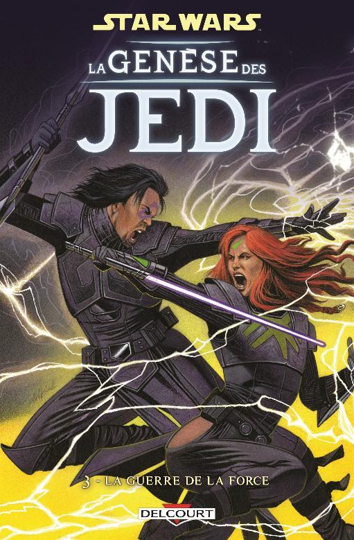 STAR WARS - DAWN OF THE JEDI (VO) - LA GENESE DES JEDI (VF) - Page 4 La_gen10