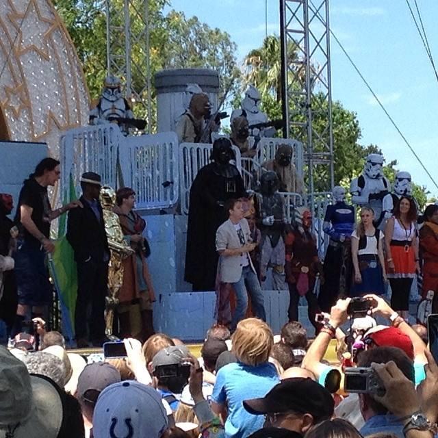 Disney - Star Wars Week End 2014 Legend10