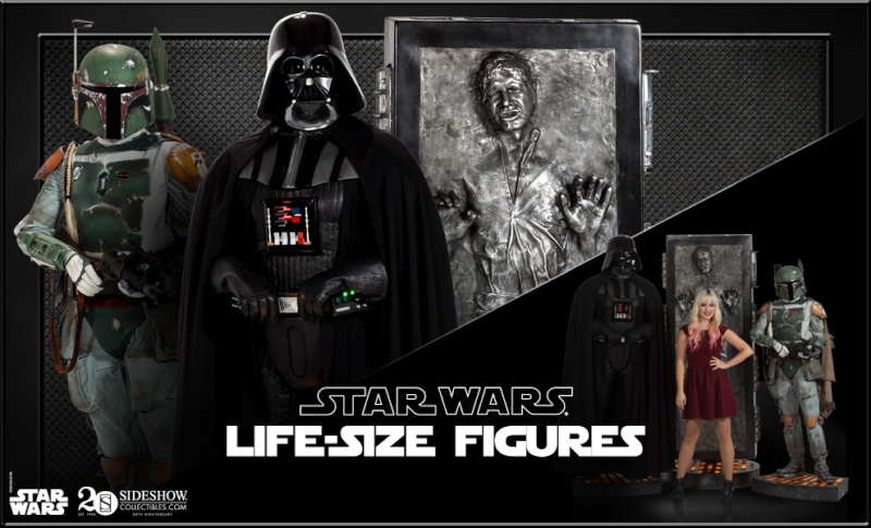 Star Wars - Sideshow - The Boba Fett Life-Size Figure Life_s10