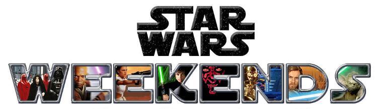 Disney - Star Wars Week End 2014 Logo10