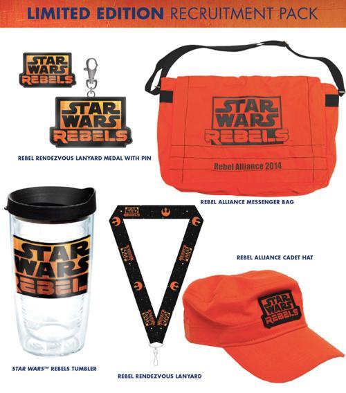 Disney - Star Wars Week End 2014 Merch_13