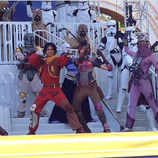 Disney - Star Wars Week End 2014 Rebels11