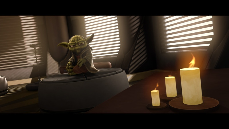 STAR WARS - THE CLONE WARS SAISON 6 EPISODES 11 - 13  S06e1110