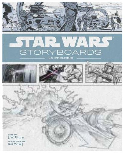 Star Wars Storyboards - The Prequels  Story-10