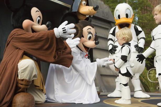 Disney - Star Wars Week End 2014 Stw92810