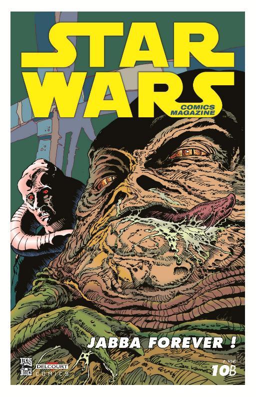 STAR WARS COMICS MAGAZINE #10 - JUILLET 2014 Swcomm11