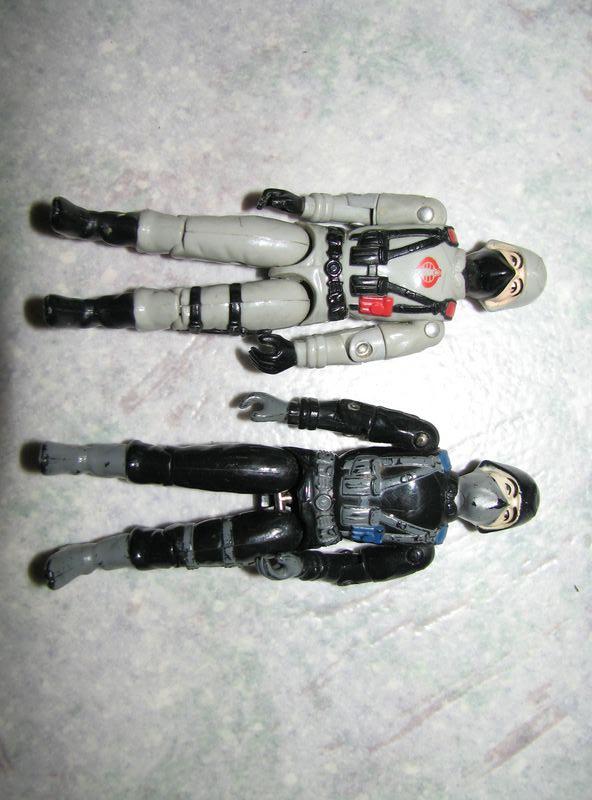 ACTION FORCE seconde série : les SAS Hunter10
