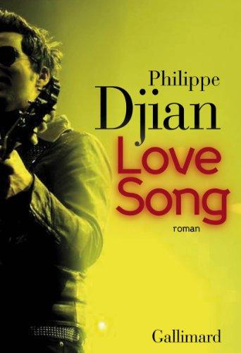 [Djian, Philippe] Love Song Djian10