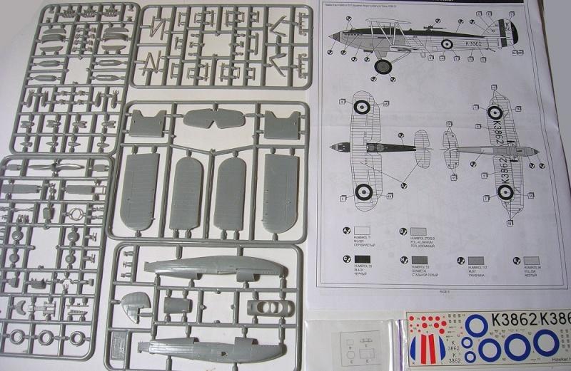 Montage: Hawker Hart estonien 1/72 A_mode10