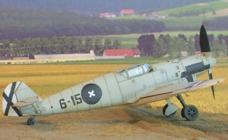 Messerschmitt Bf109B1 1/72 Bf109b11
