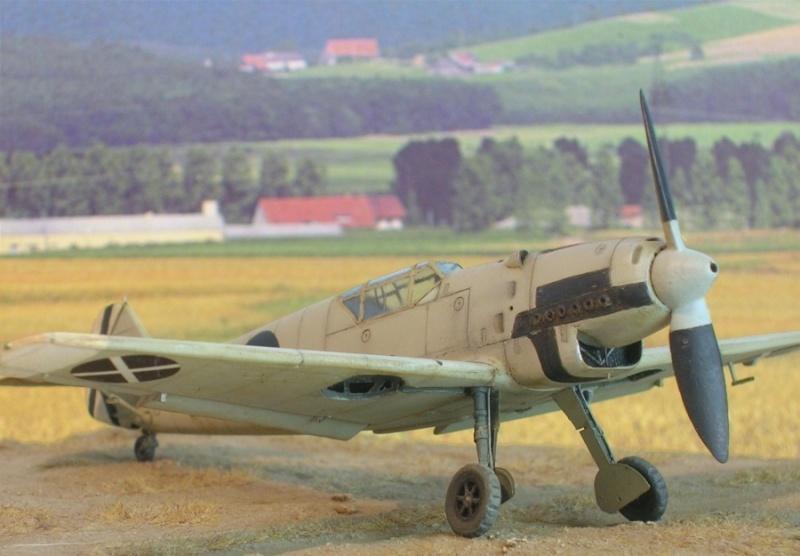 Messerschmitt Bf109B1 1/72 Bf109b12