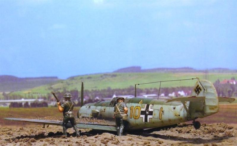 Messerschmitt Bf109E3 1/72° Bf109e11
