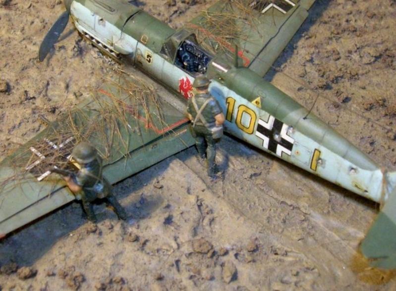 Messerschmitt Bf109E3 1/72° Bf109e13