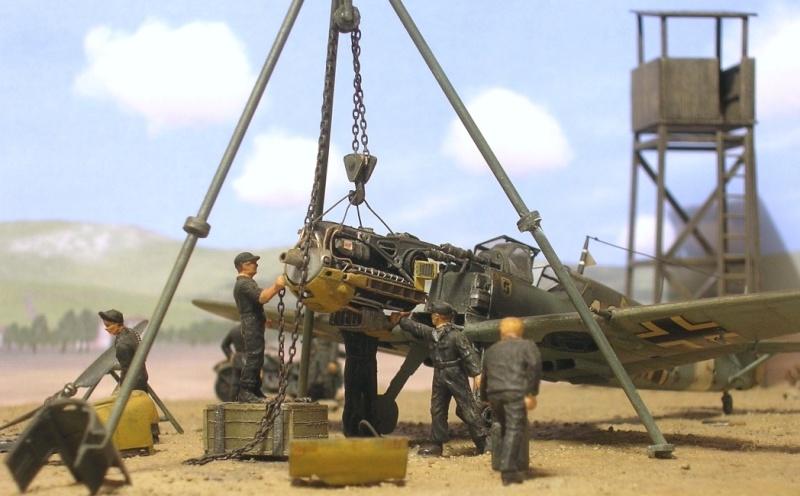 Messerschmitt Bf109E7/N 1/72 Bf109e25