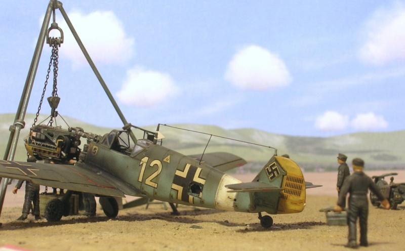 Messerschmitt Bf109E7/N 1/72 Bf109e26